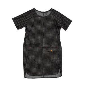 Betabrand Farmers Market Tunic Dress (Poppy)